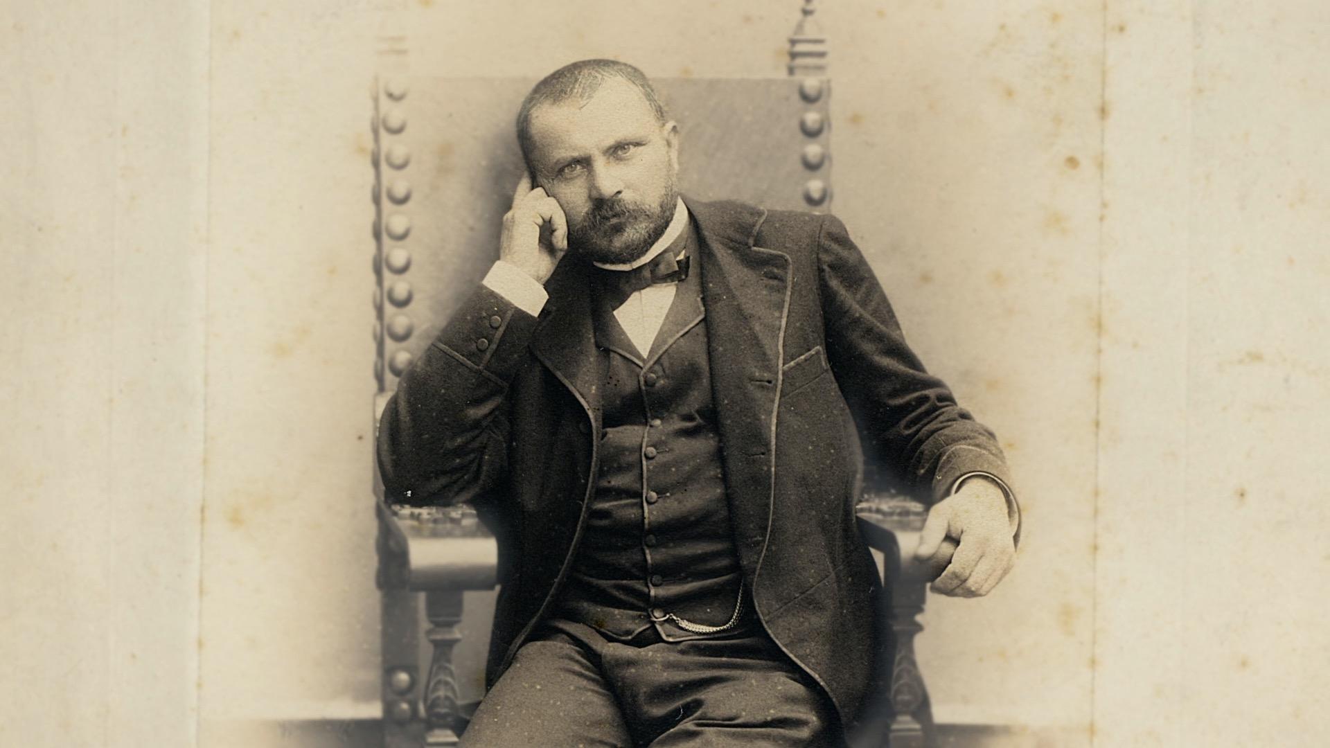 L'architetto Augusto Guidini