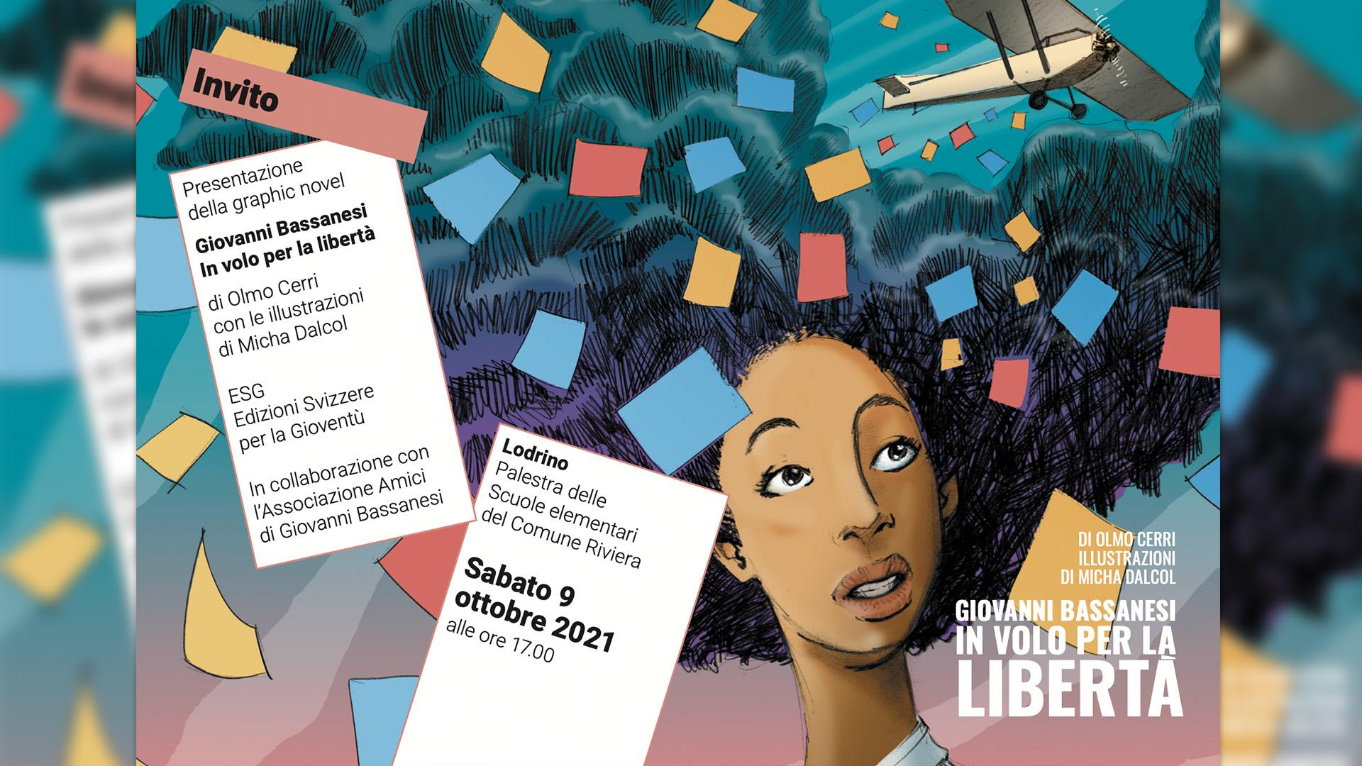 Presentazione della graphic novel: Giovanni Bassanesi