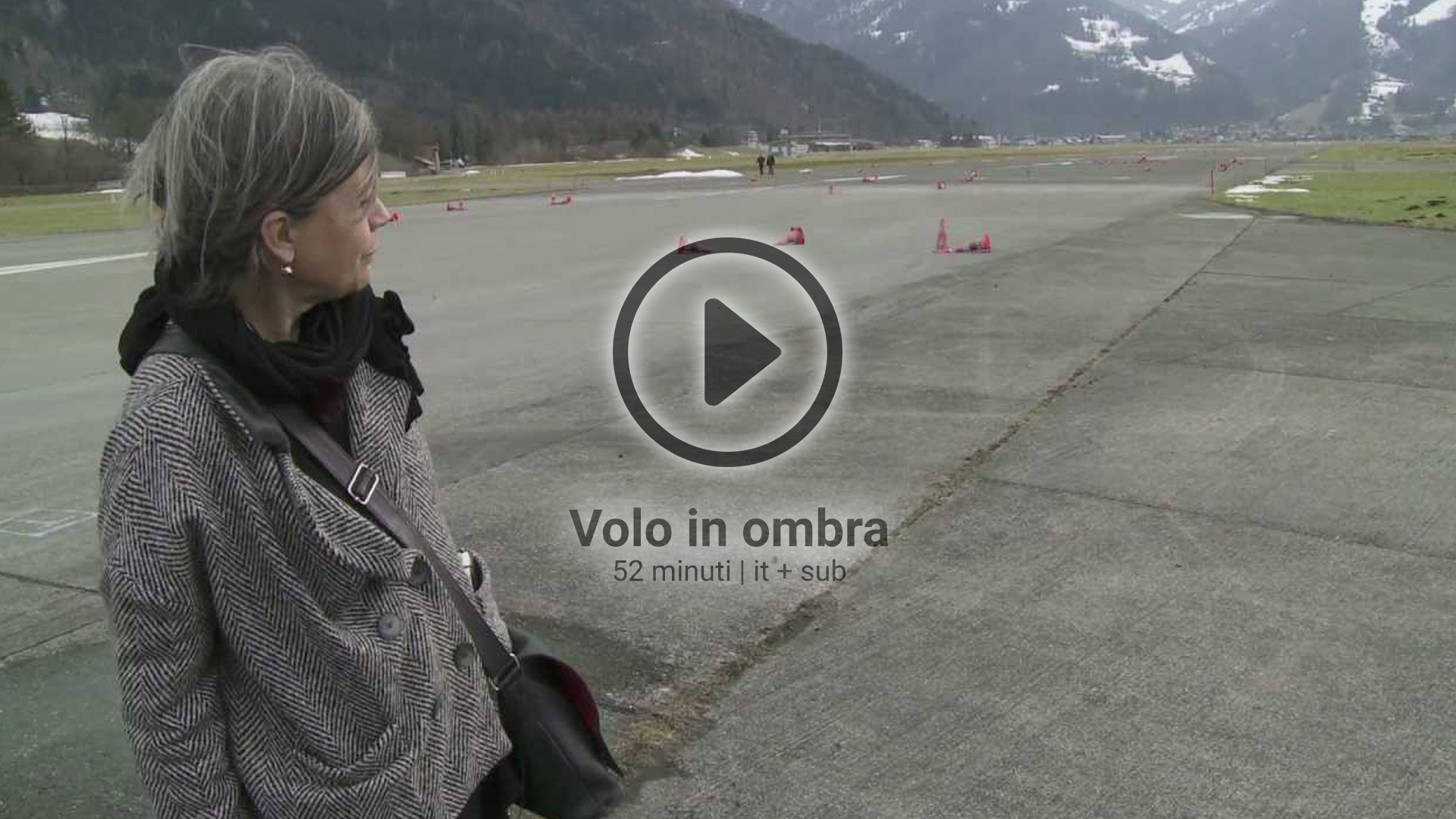 Volo in ombra
